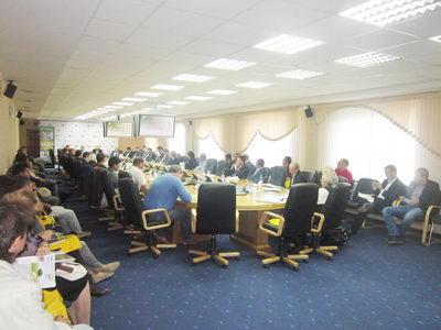 Зал семинара