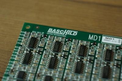 ZOOM – новый контроллер для сушки древесины представит на выставке компания Baschild